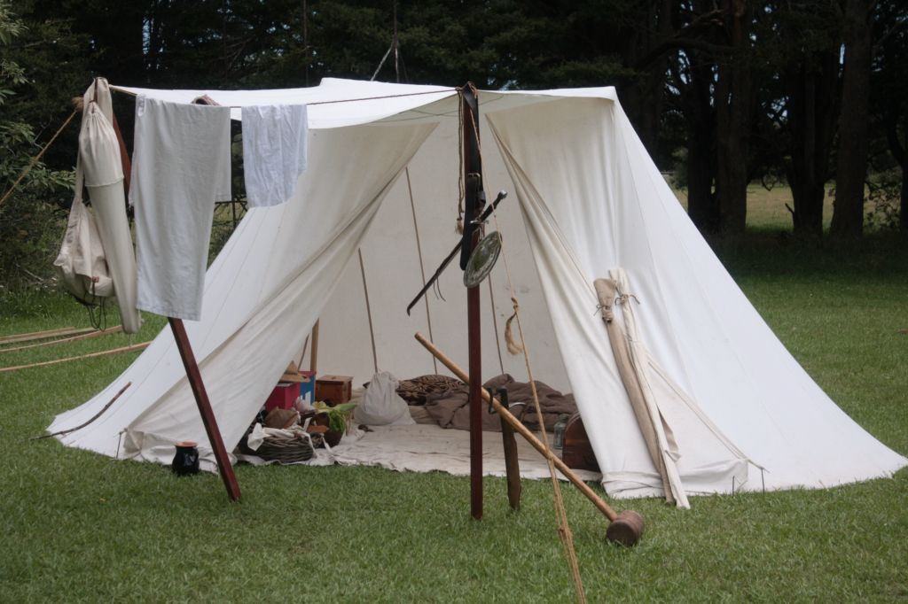Old Tent 5