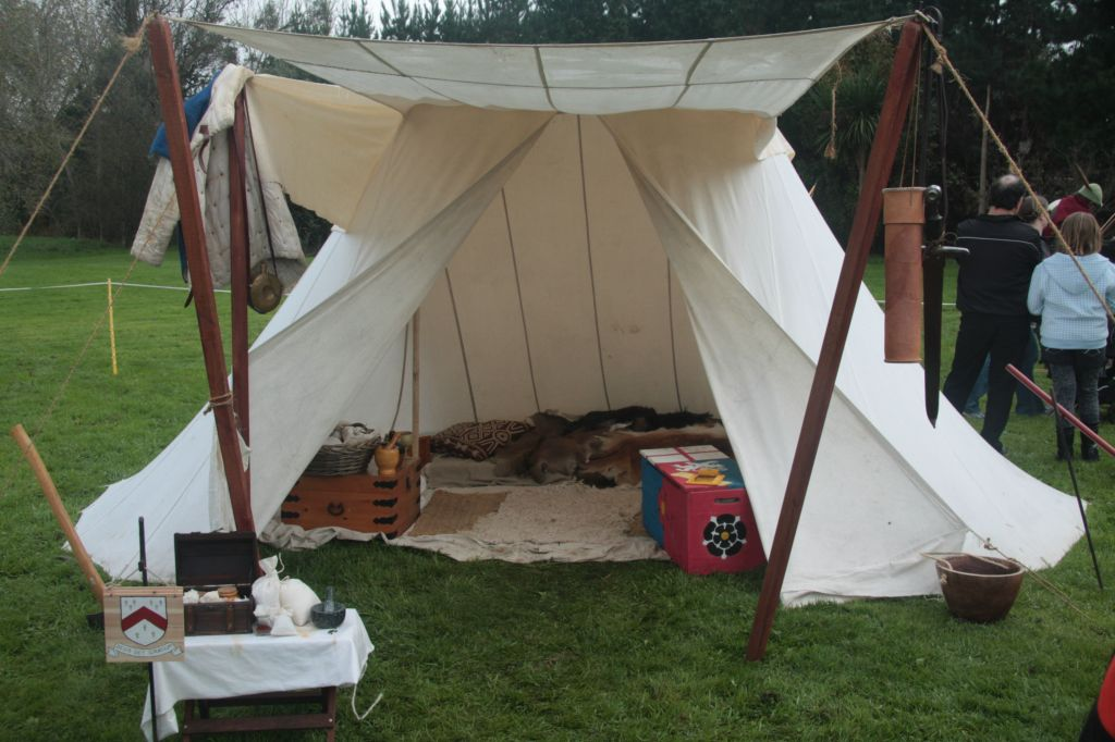 Old tent 6